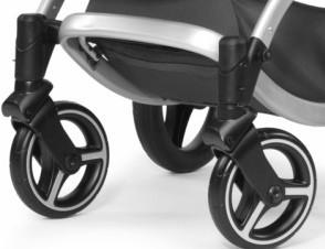 Комплект малых передних колёс к коляске Chicco Artic (2 шт.)