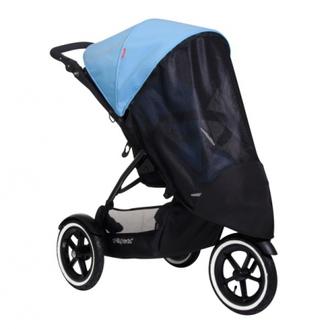 УФ защита (москитная сетка) для колясок Phil and Teds Navigator/Sport Single (только для 1 ребенка) Mesh Sport Single Черная сетка