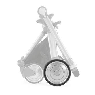 Заднее колесо к коляске Chicco I-move цвет чёрный