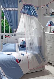 Балдахины в кроватку