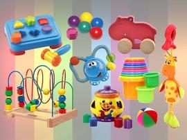 Первые игрушки: 10 лучших развивающих игрушек для малышей до 1 года