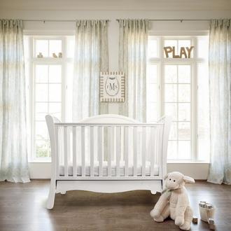 Кровать 120x60 Fiorellino Alpina(Белый)