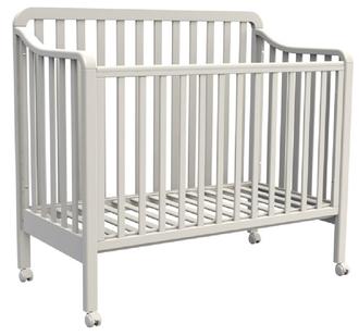Кровать 120х60 Fiorellino Nika(Белый)