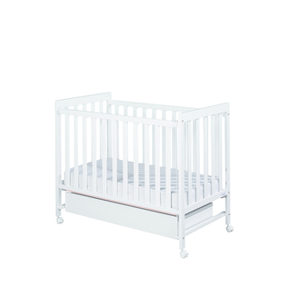 Кровать 120x60 Micuna Basic-1(White)
