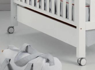 Ящик для кровати 140х70 Micuna CP-1416(White)