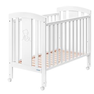 Кровать 120x60 Micuna Nicole(White)