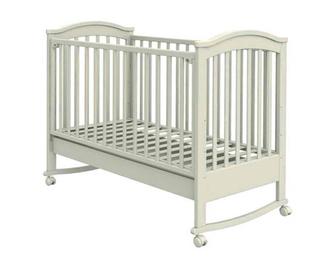 Кровать 120х60 Fiorellino Penelope(Слоновая кость)