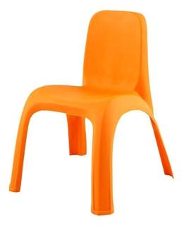Детский стул Pilsan King цвет оранжевый