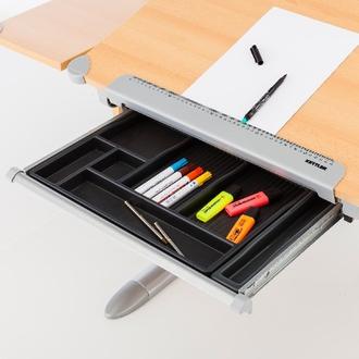 Вкладка-органайзер для выдвижного ящика парты Little