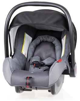 Детское автокресло-переноска HEYNER SuperProtect AERO гр. 0+ Koala Grey серый