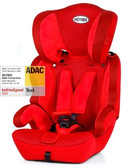 Детское автокресло HEYNER MultiProtect AERO гр. 123 Racing Red красный