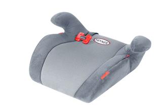 Детское автокресло-бустер HEYNER SafeUp Ergo M гр.23 Koala Grey серый