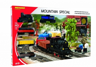Железная дорога Mountain Special