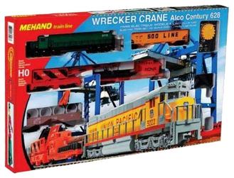 Железная дорога Wrecker Crane