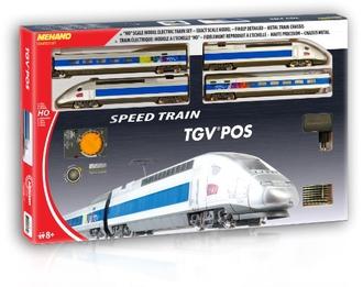 Железная дорога TGV Pos