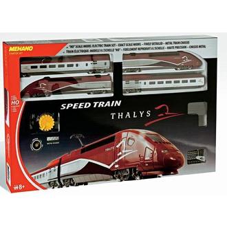 Железная дорога Thalys