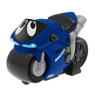 Игрушка мотоцикл Chicco Turbo Touch Ducati Blue