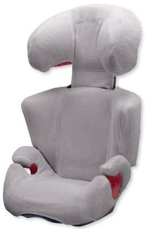 Летний чехол для автокресла Bebe Confort Rodi Xp и Rodi Airprotect цвет Cool Grey