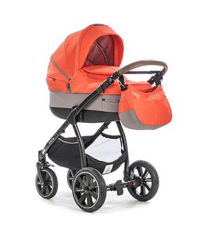 Коляска 2 в 1 Noordi Sole Sport(Orange Red 862)