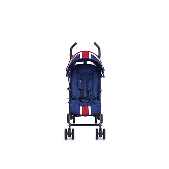 Набор MINI by Easywalker buggy Union Jack Classic + бампер