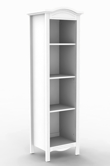 Книжный шкаф Fiorellino Slovenia(Белый)