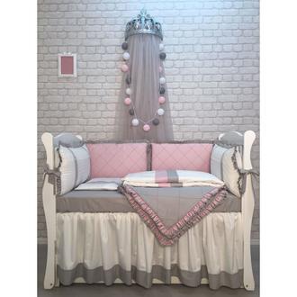 Комплект MARELE Розовый кварц 12 предметов