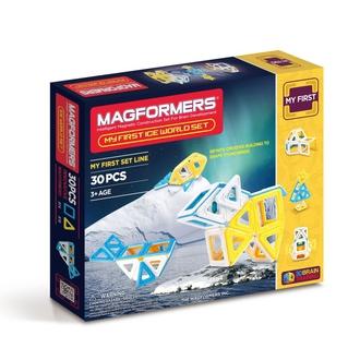 Магнитный конструктор Ice World