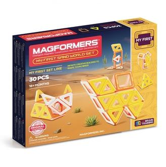 Магнитный конструктор My First Sand World set