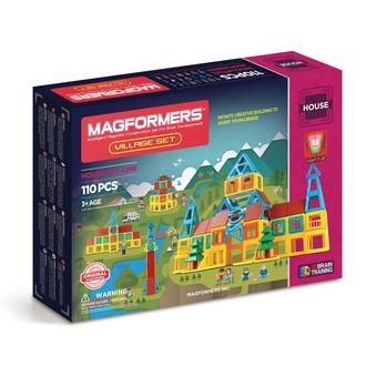 Магнитный конструктор Village Set