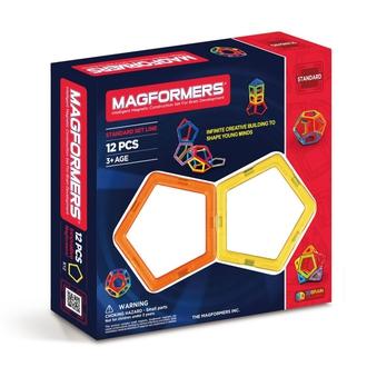 Магнитный конструктор 12