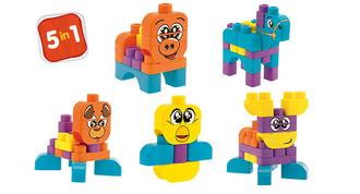 Игрушка Chicco Набор строительных блоков