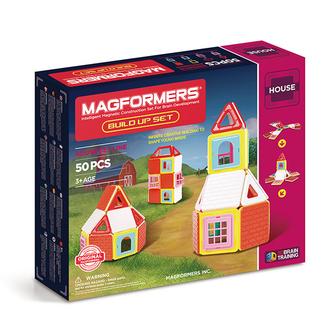 Магнитный конструктор Build Up Set