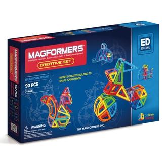 Магнитный конструктор Creative 90