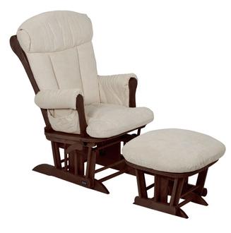Кресло-качалка для кормления Tutti Bambini Rose GC75(Walnut/Cream)