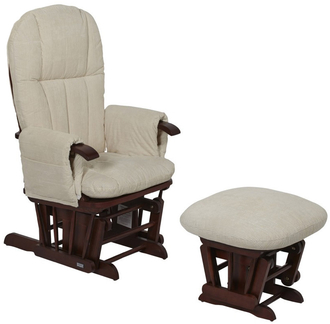 Кресло-качалка для кормления Tutti Bambini Daisy GC35(Walnut/cream)