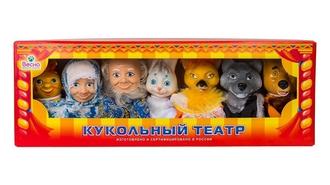 Кукольный театр Весна по сказкам №3