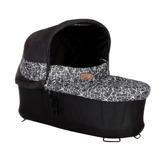 Блок для новорожденных Mountain Buggy Terrain Carrycot Plus Graphite Графитовый