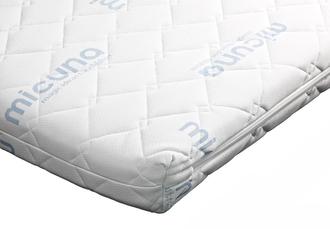 Матрас 117х57 для кроватки Micuna CH-1583 кокос латекс