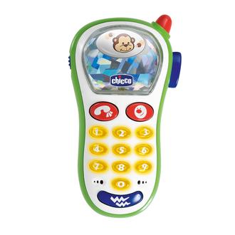 Телефон музыкальный Chicco (Чикко) с картинками
