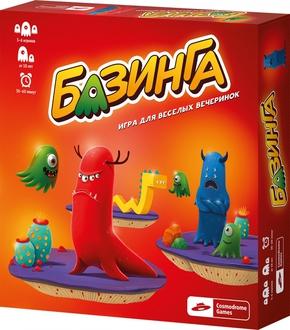 Настольная игра Базинга