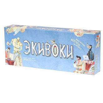 ЭКИВОКИ 21218 Настольная игра 2-е издание