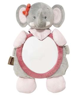 Зеркало для контроля за ребенком Nattou Mirror for car Adele Valentine Слоник 424349