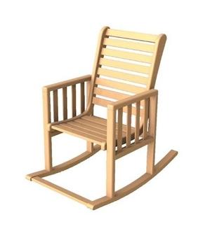 Кресло-качалка Fiorellino Chadle(Natur)