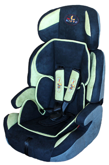 Автокресло ForKiddy Trevel Soft Red