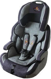 Автокресло ForKiddy Trevel Grey