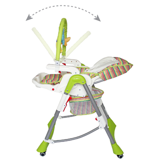 Стульчик для кормления ForKiddy Optimum Toys 0+ V2 Beige