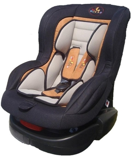 Автокресло ForKiddy Maxi Drive Orange -Beige