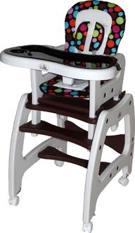 Стульчик для кормления трансформер ForKiddy Active Comfort (Beige)