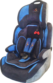 Автокресло ForKiddy Trevel Blue