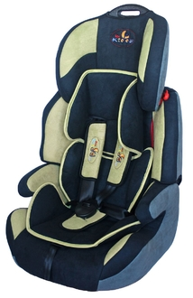 Автокресло ForKiddy Trevel Green